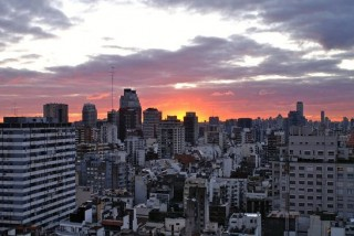 sunset-in-recoleta